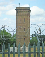 Cane Hill Hospital water tower