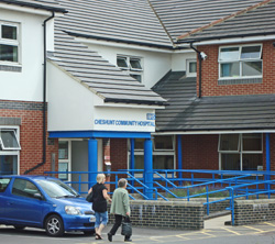 Cheshunt Community Hospital