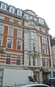 16-20 North Audley St