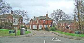 Site of Redhill General Hospital