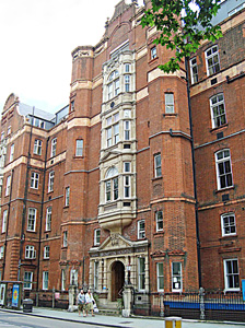 Royal Brompton Hospital, Fulham Wing
