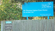 Sir Thomas Lipton Care Home