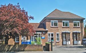 Thames Ditton Hospital