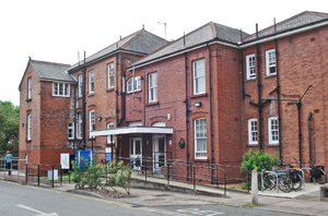 Tolworth Hospital