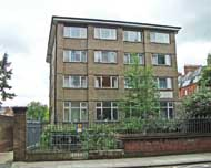 Convent Care Home Tite Street Chelsea