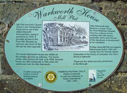 Warkworth House