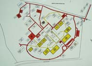 Hospital site map