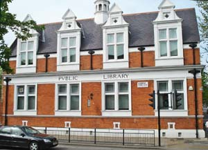 Public Library, Harrow Road