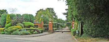 Cuddington Park Close