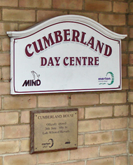 Cumberland Day Centre