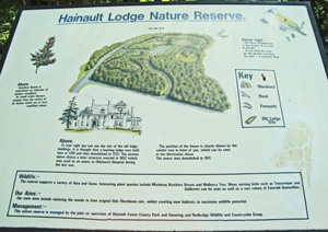 Hainault Lodge