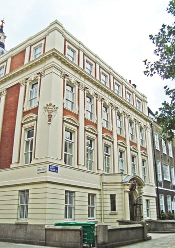 Lost Hospitals of London