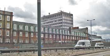 north middlesex hospital wards