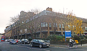 Royal Brompton Hospital, Sydney Wing