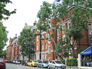 Royal Brompton Hospital, Nurses' Home