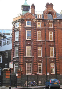 St Philip's Hospital - north building